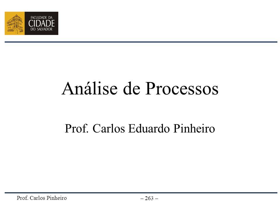 Prof. Carlos Eduardo Pinheiro