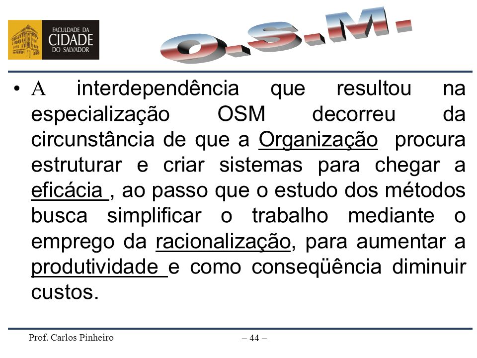 O.S.M.