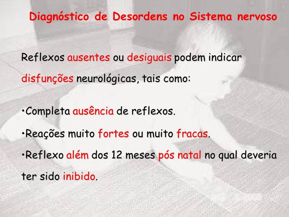 Diagnóstico de Desordens no Sistema nervoso