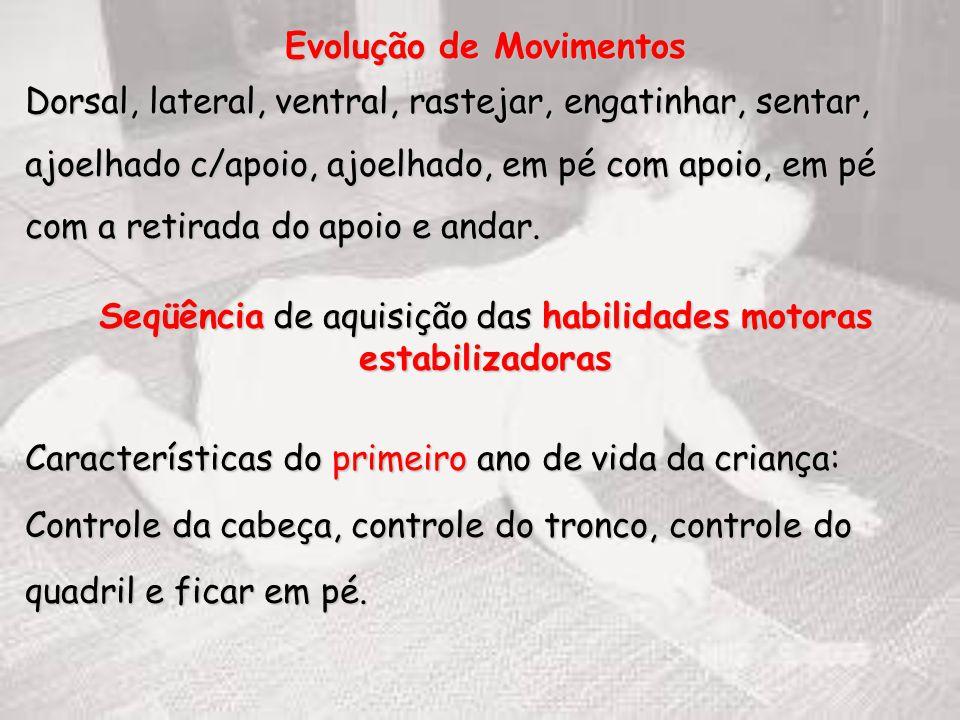 Evolução de Movimentos