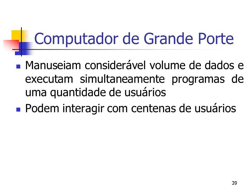 Computador de Grande Porte