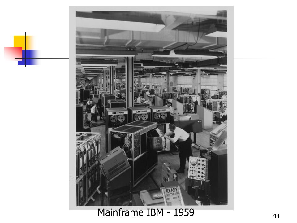 Mainframe IBM - 1959