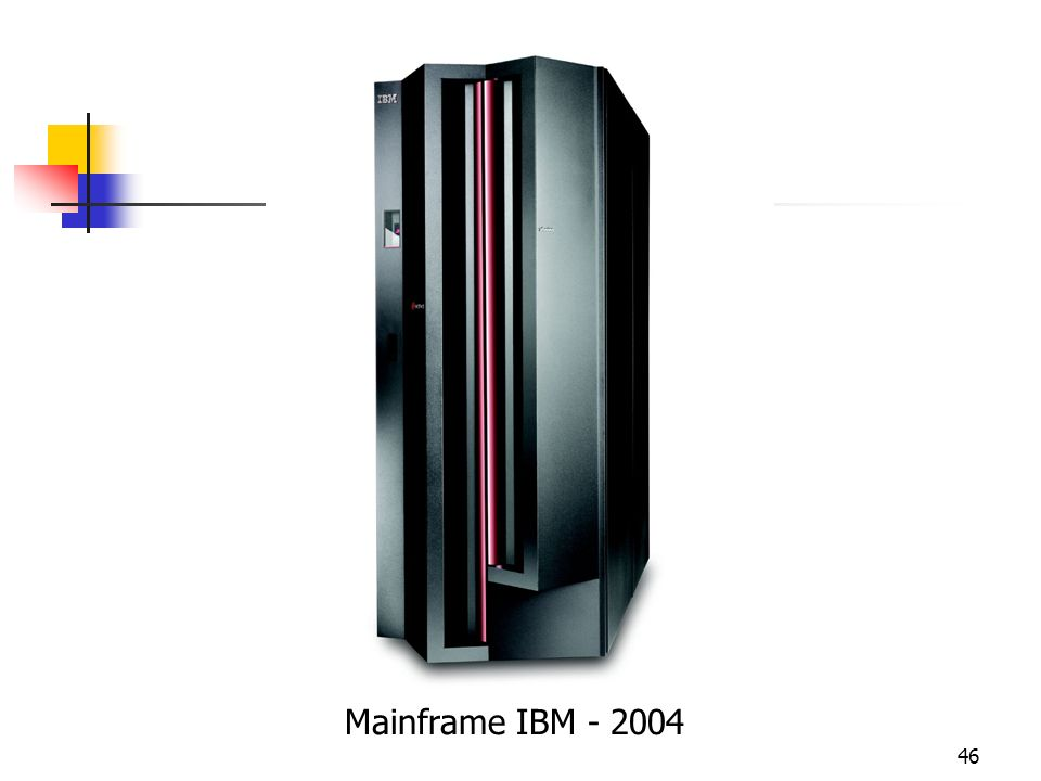 Mainframe IBM - 2004
