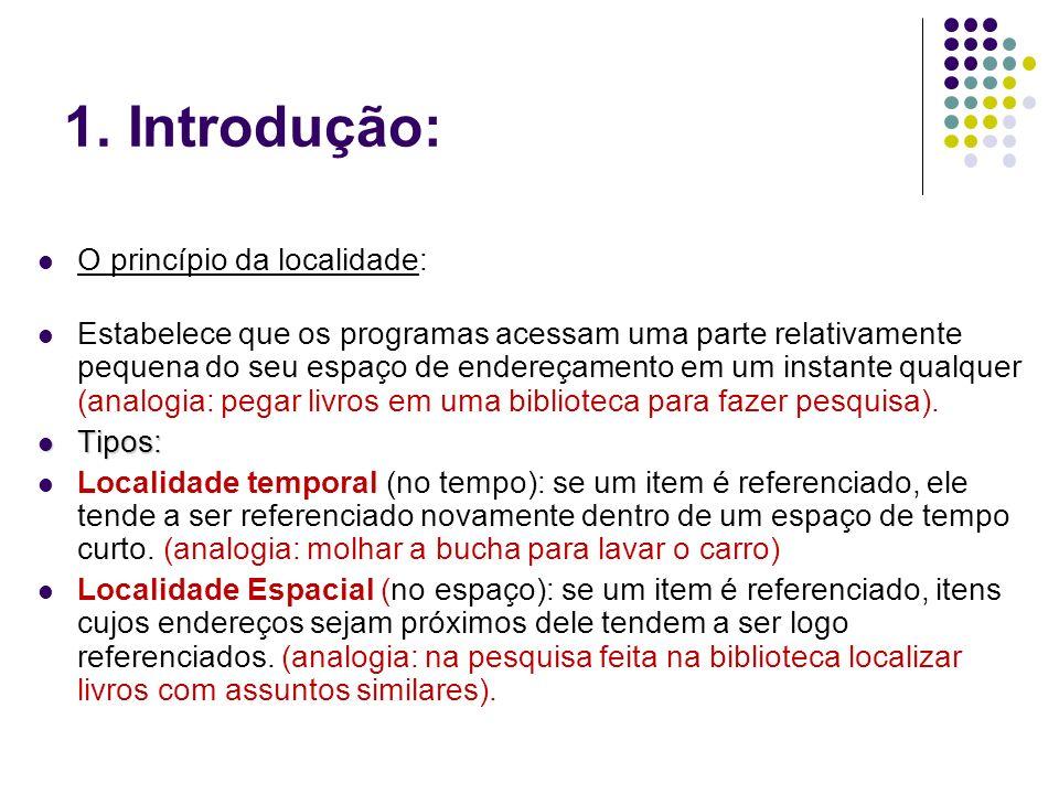 1. Introdução: O princípio da localidade:
