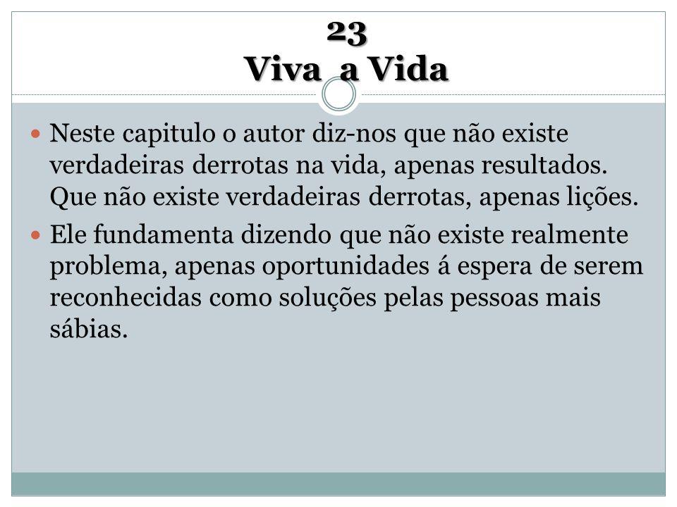 23 Viva a Vida