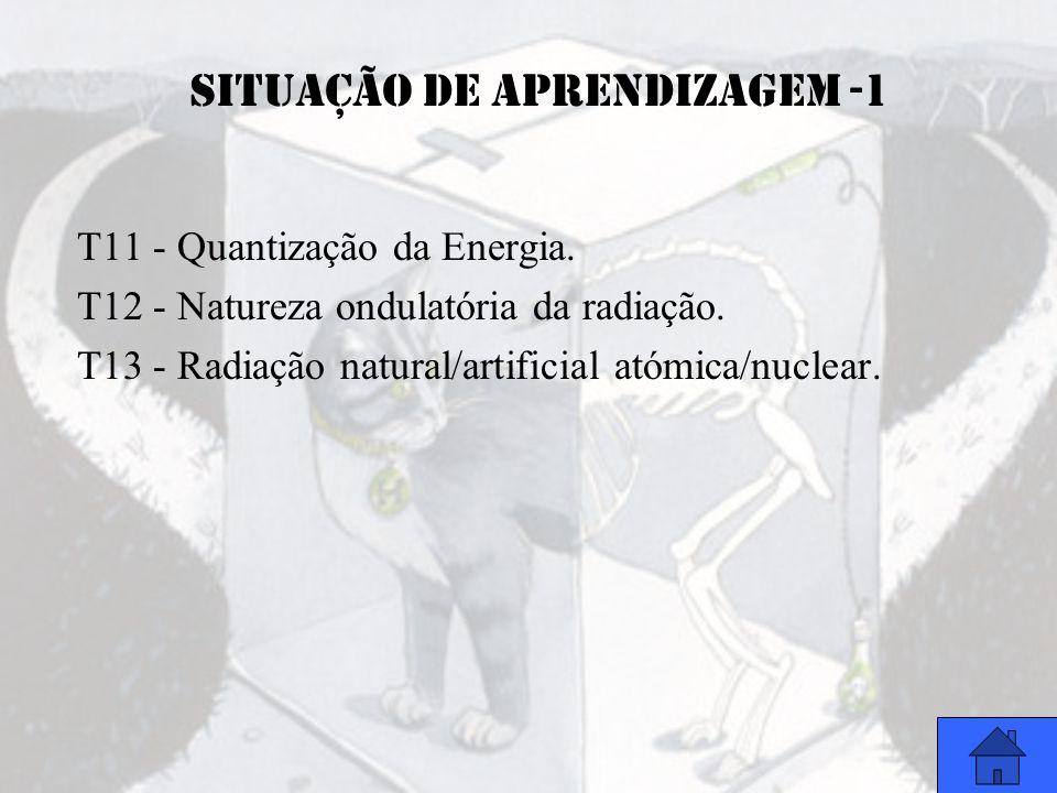 SITUAÇÃO DE APRENDIZAGEM -1
