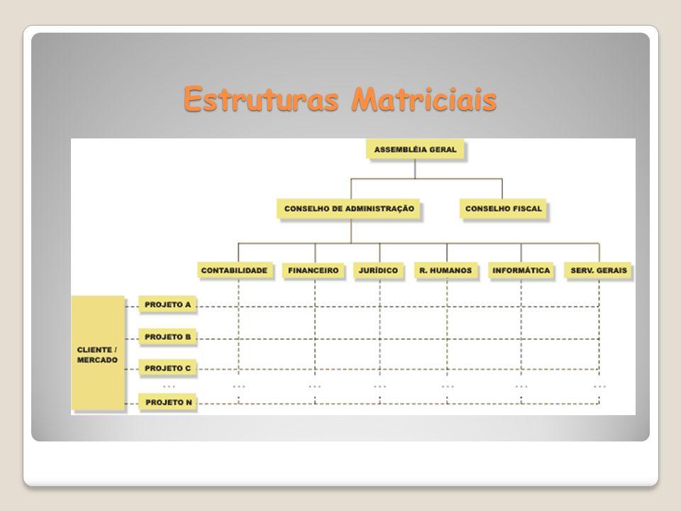 Estruturas Matriciais