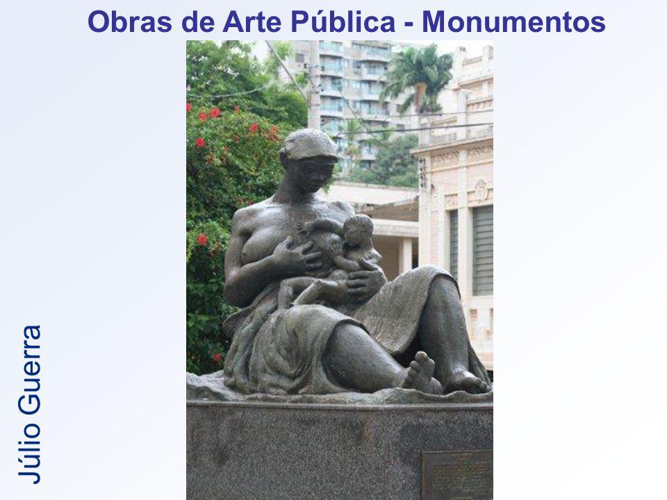 Obras de Arte Pública - Monumentos