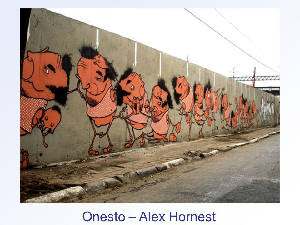 Onesto – Alex Hornest