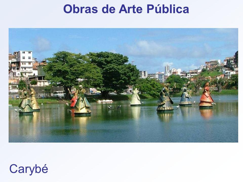 Obras de Arte Pública Carybé