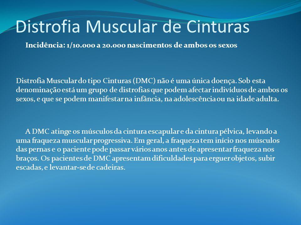 Distrofia Muscular de Cinturas