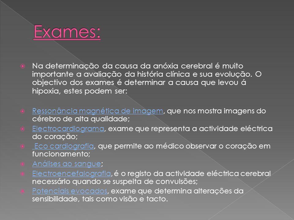 Exames: