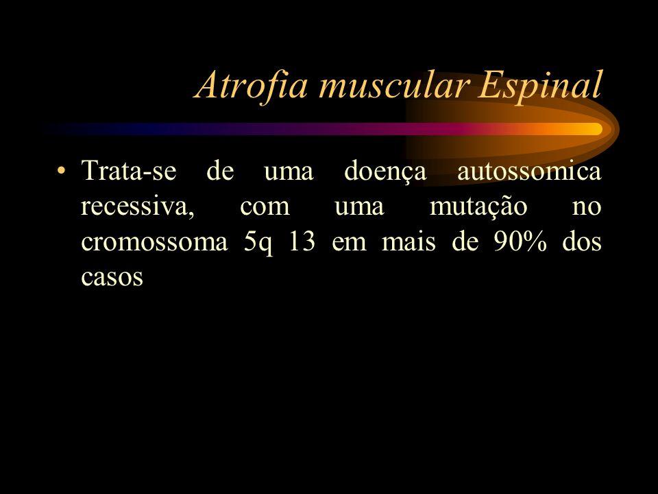 Atrofia muscular Espinal