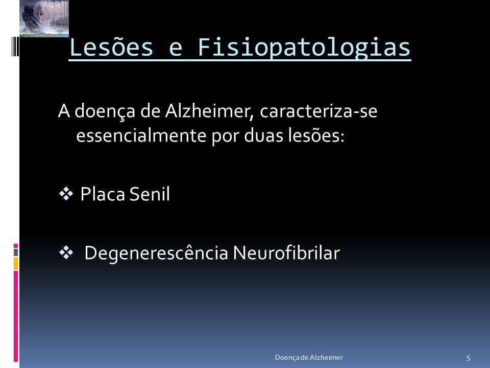 Lesões e Fisiopatologias