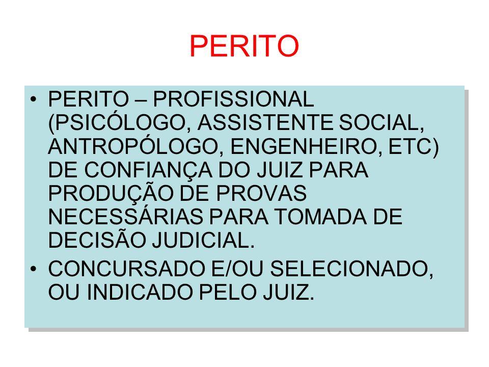 PERITO
