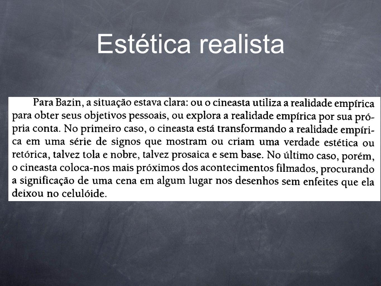Estética realista