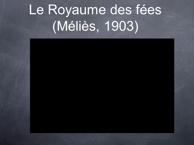 Le Royaume des fées (Méliès, 1903)