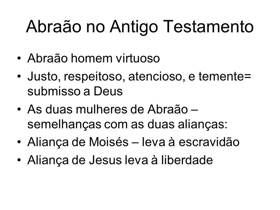 Abraão no Antigo Testamento