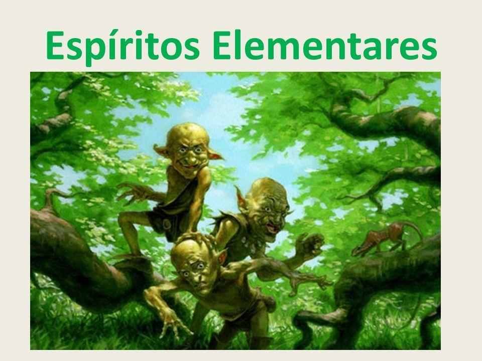 Espíritos Elementares