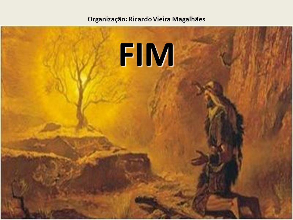 Organização: Ricardo Vieira Magalhães FIM