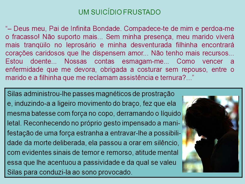 UM SUICÍDIO FRUSTADO