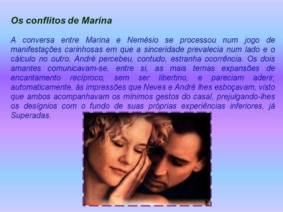 Os conflitos de Marina