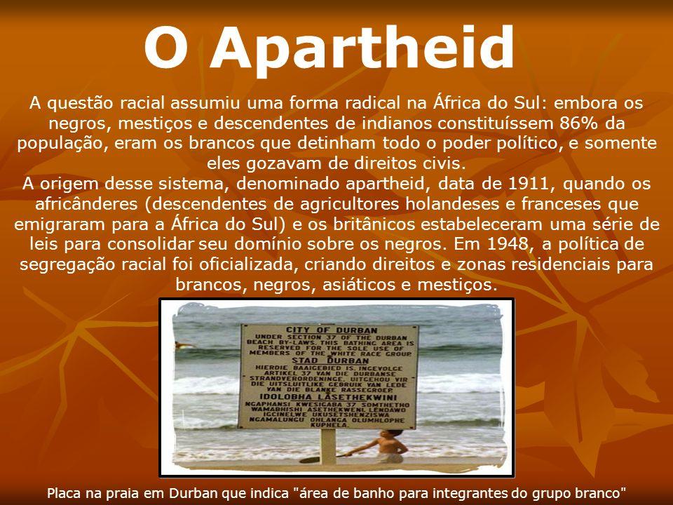O Apartheid