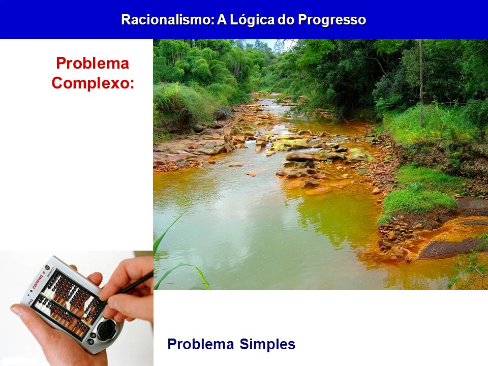 Racionalismo: A Lógica do Progresso