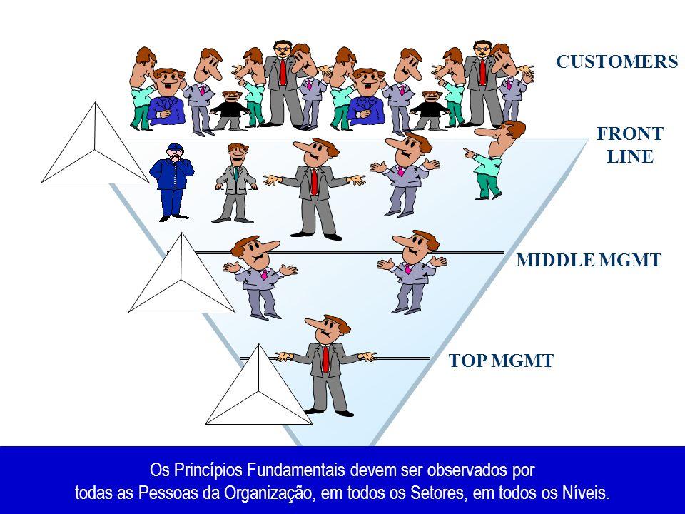 Os Princípios Fundamentais devem ser observados por