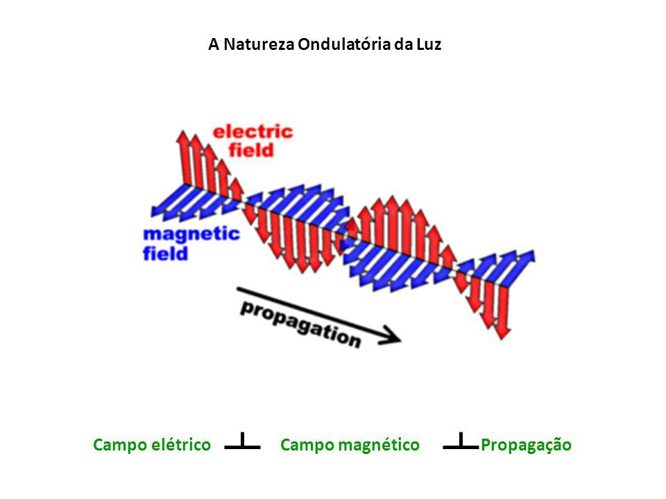 A Natureza Ondulatória da Luz