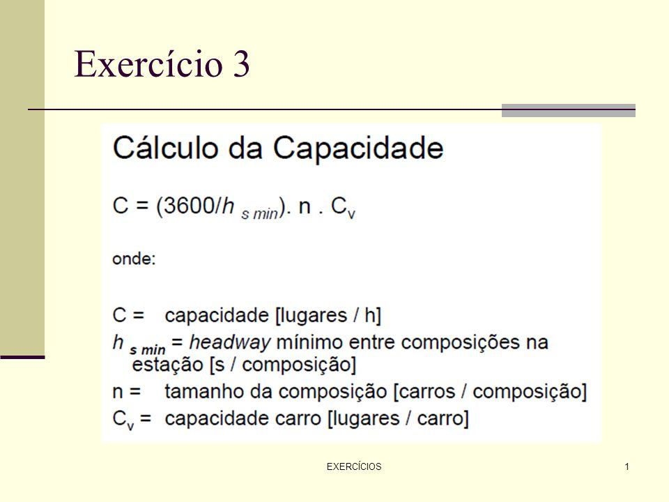 Exercício 3 EXERCÍCIOS