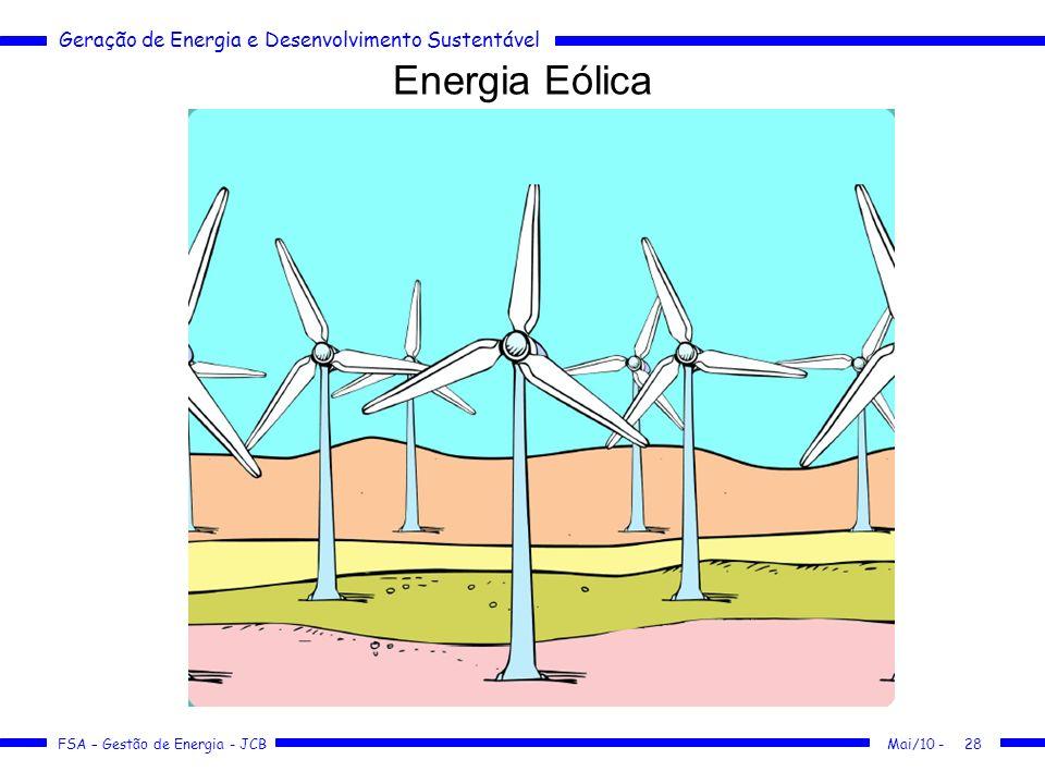 Energia Eólica Mai/10 -