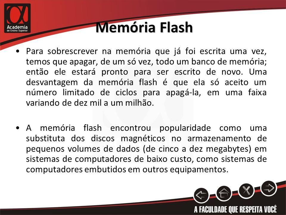 Memória Flash
