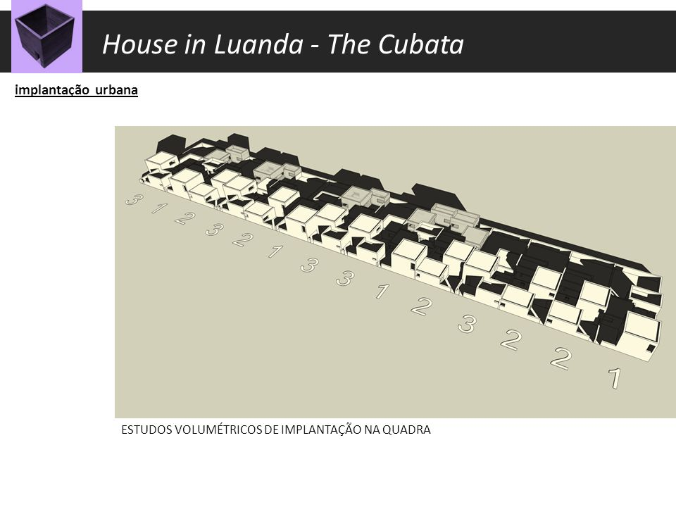 House in Luanda - The Cubata