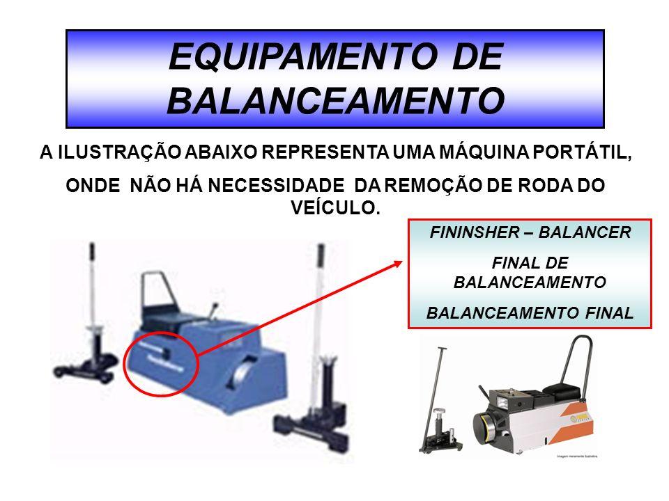 EQUIPAMENTO DE BALANCEAMENTO