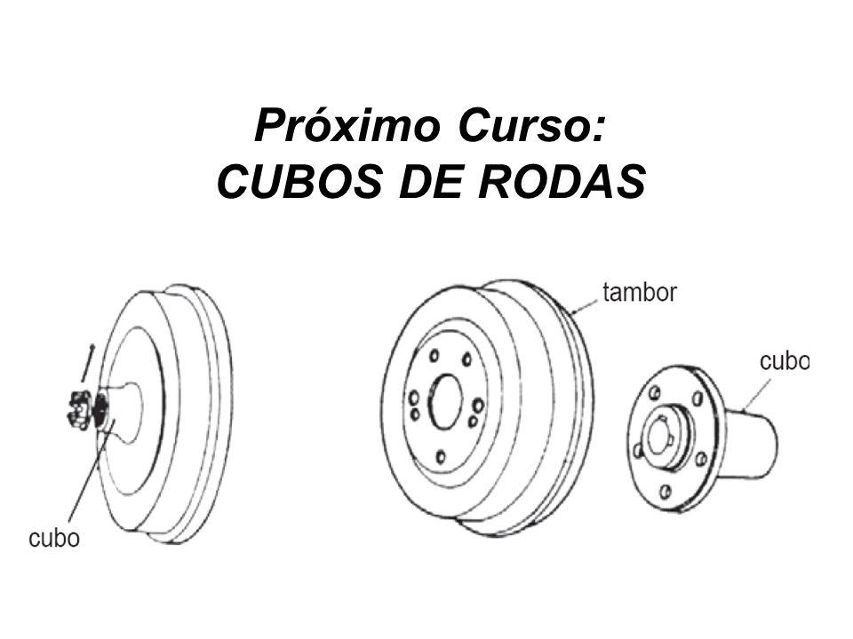 Próximo Curso: CUBOS DE RODAS