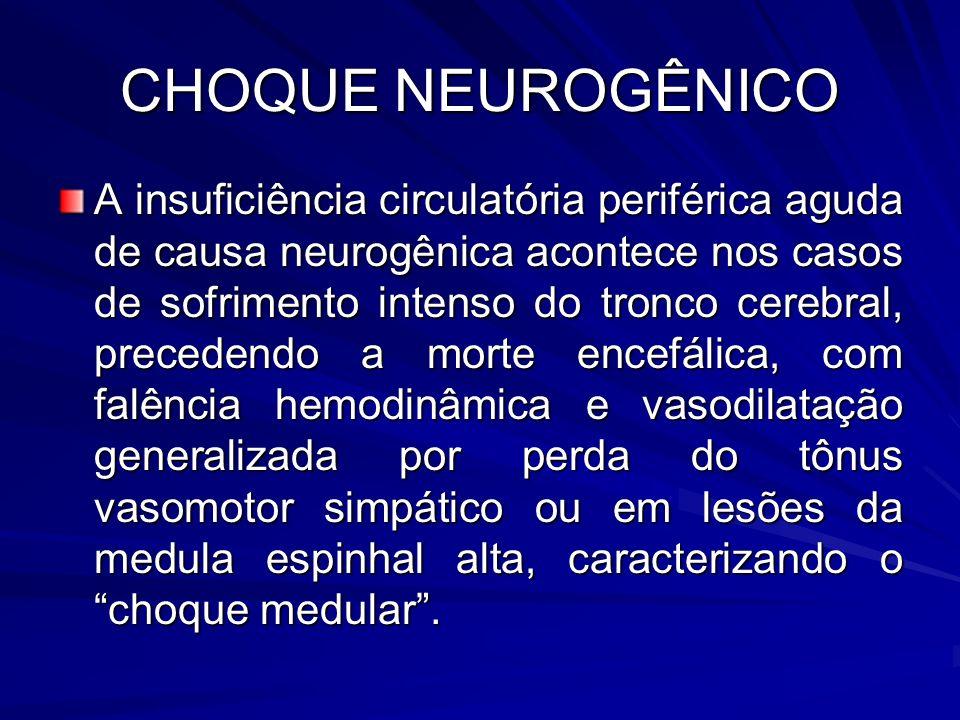 CHOQUE NEUROGÊNICO
