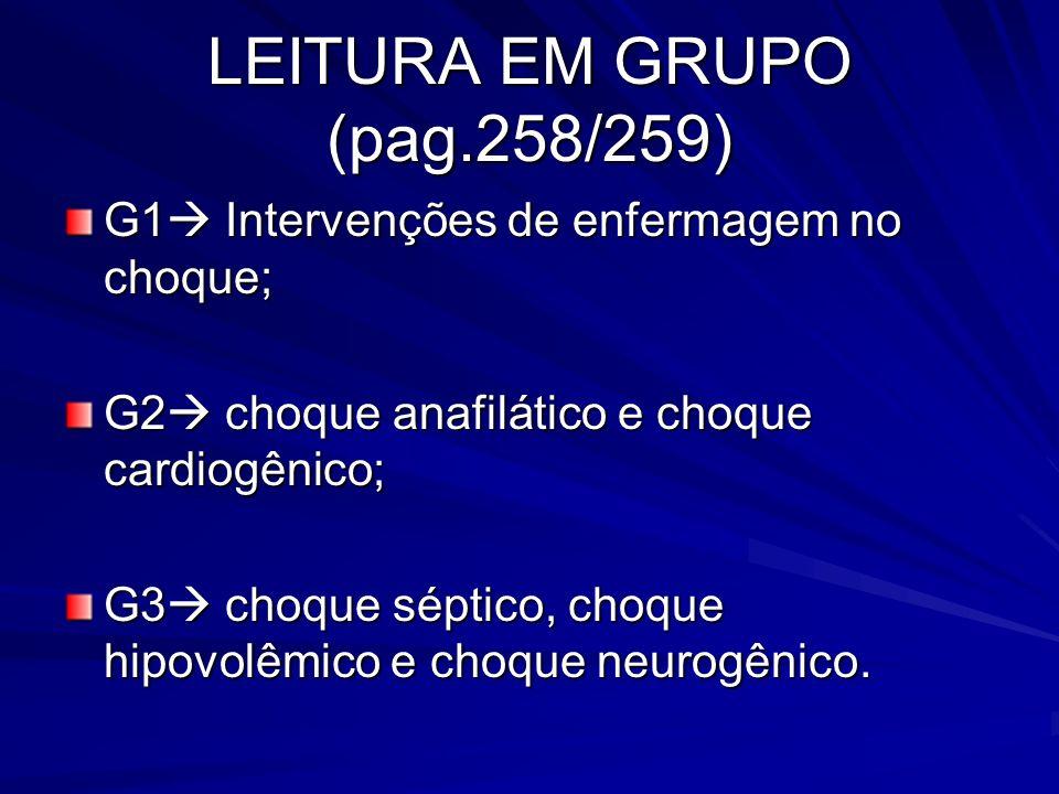 LEITURA EM GRUPO (pag.258/259)