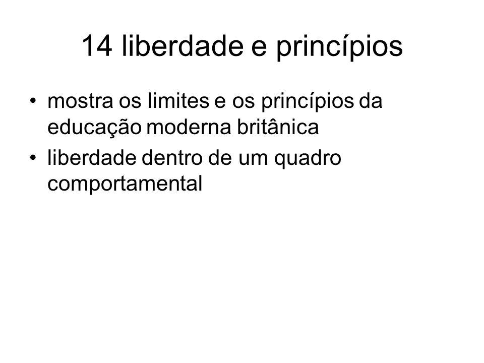 14 liberdade e princípios