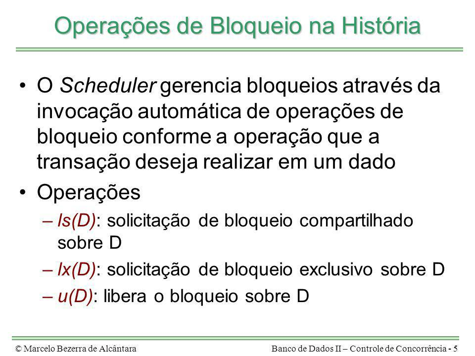 Operações de Bloqueio na História