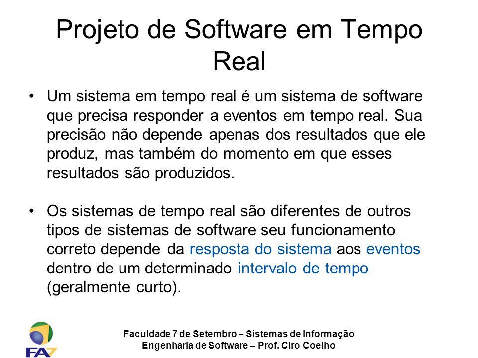 Projeto de Software em Tempo Real