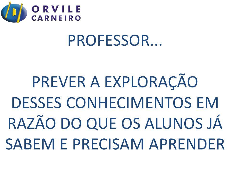 PROFESSOR...