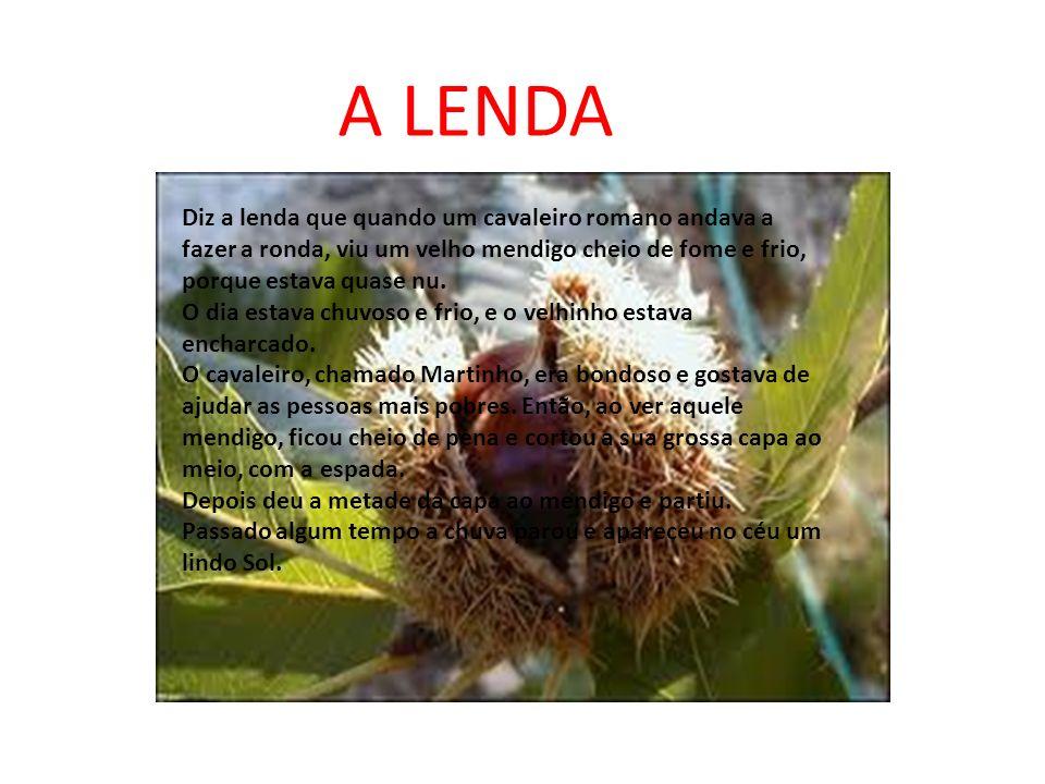 A LENDA