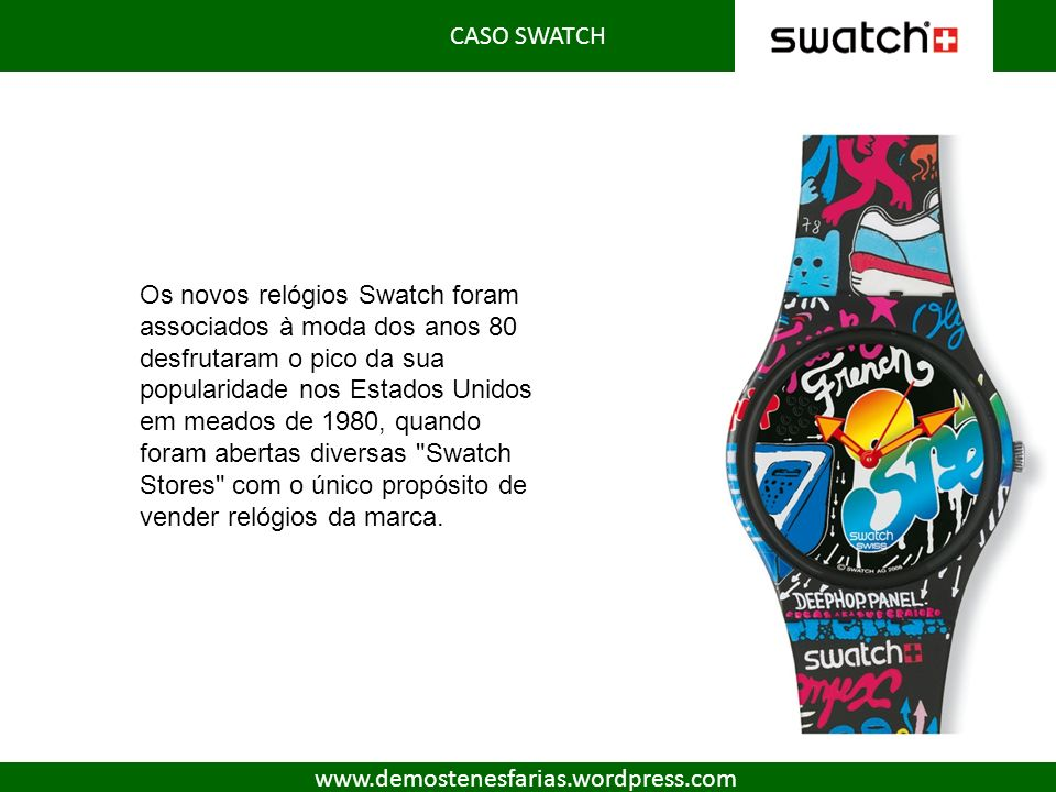 CASO SWATCH
