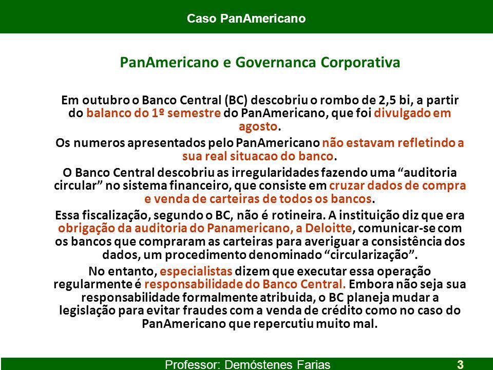 PanAmericano e Governanca Corporativa