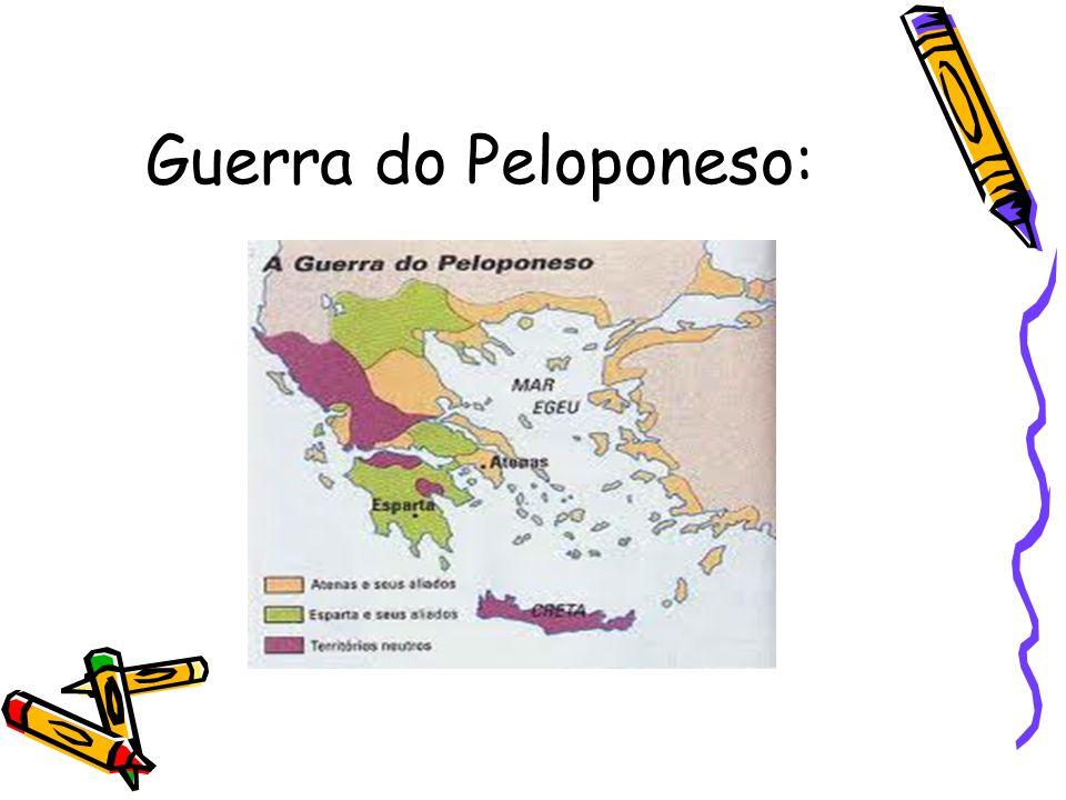 Guerra do Peloponeso:
