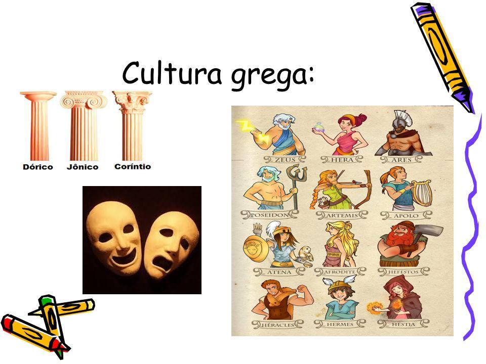 Cultura grega: