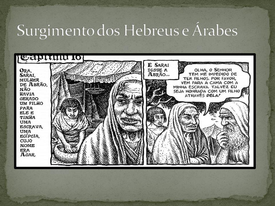Surgimento dos Hebreus e Árabes