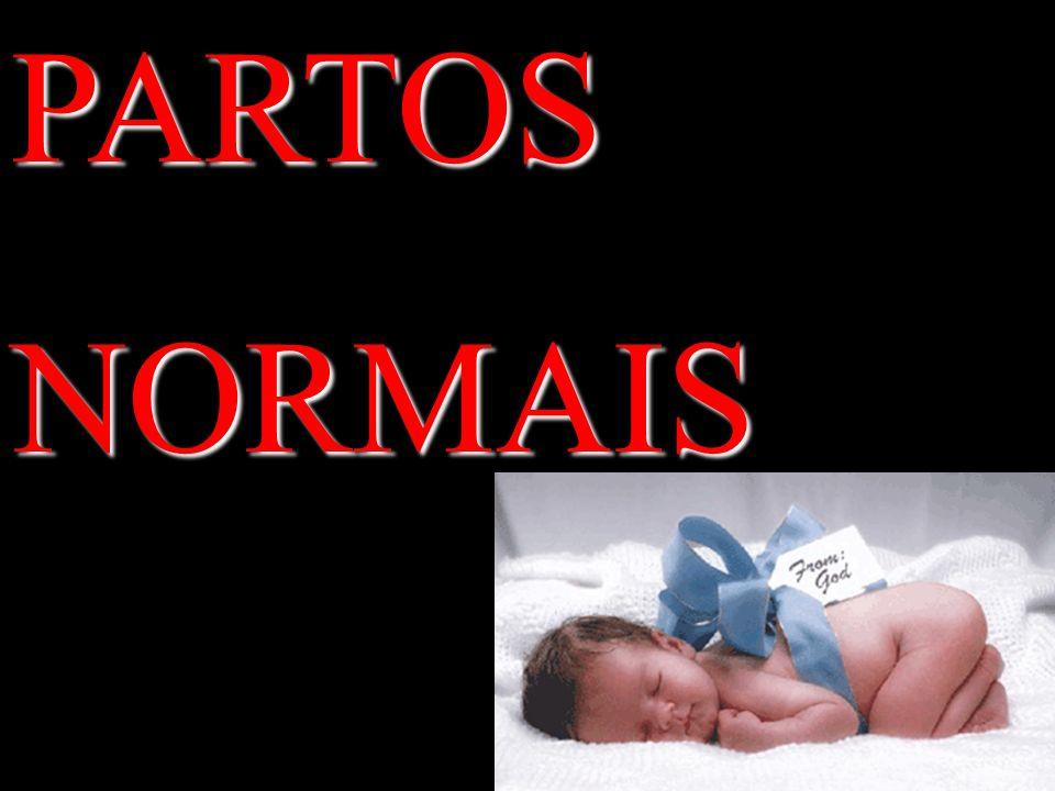 PARTOS NORMAIS