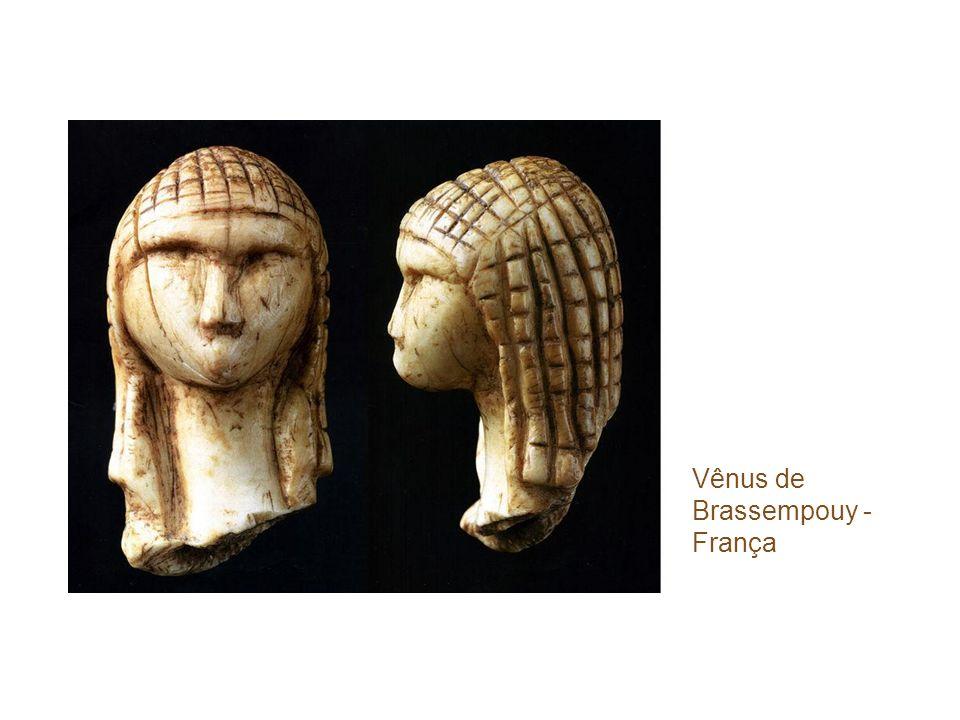 Vênus de Brassempouy - França